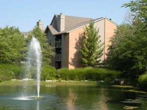 The Cove Apartments Creve Coeur