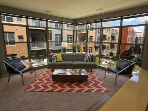 Gaslight and Corcoran Lofts Apartments by Home Networks