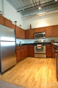 Bayshore Place Apartments- kitchen
