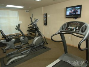 Bayshore Place Apartments-fitness center