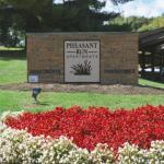 Pheasant Run Welcome Sign