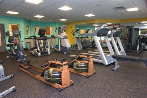 mansions on the plaza-fitness center