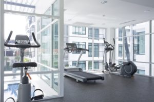 home networks fitness room