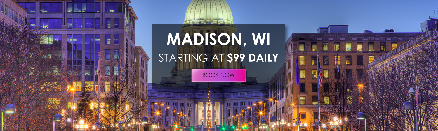 Madison specials starting at 70 Daily