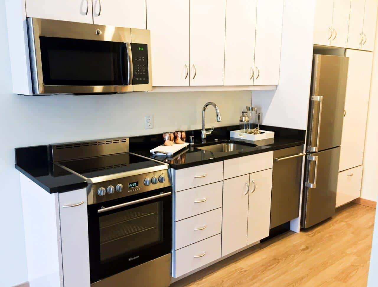 Linear kitchen for Linear kitchen design