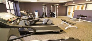 Kings Landing Apartments gym
