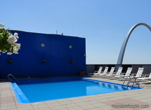 Mansion House Roof Pool