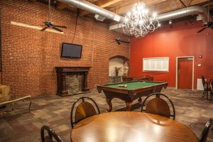 Vangard Lofts billards