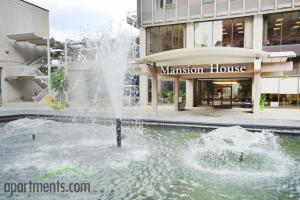 Mansion House Fountain