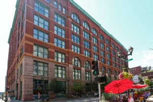 Merchandise Mart Apartments St Louis