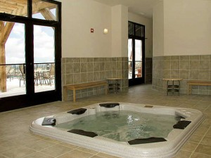 merchandise mart hot tub