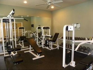 fitness center at avion ridge