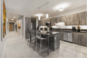 Beaumont Place Whitefish bay Kitchen