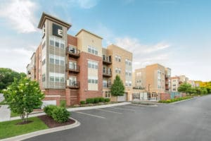 Enclave apartments Wauwatosa