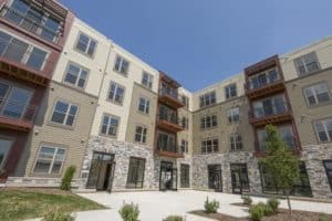 The 1505 Apartments are brand new, urban-style apartments